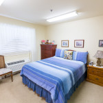 The Woodmoore Assisted Living Community Bedroom